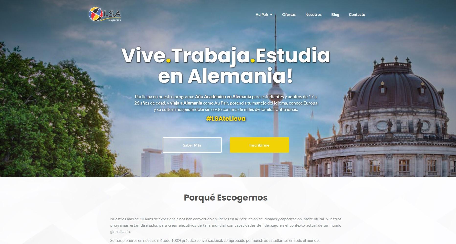 LSA Expertos AuPair Agency